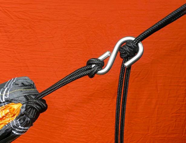 Crochet pour hamac