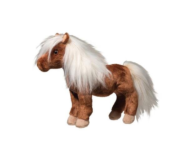 Petit poney Shetland